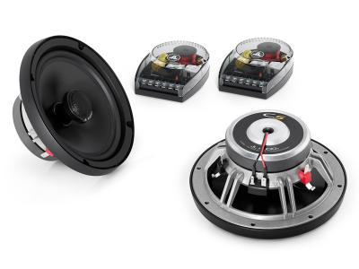 JL Audio 6.5-inch (165 mm) Coaxial Speaker System (Pair)