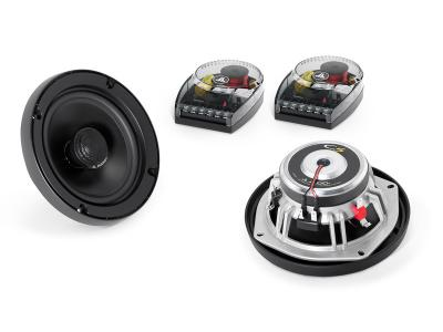 JL Audio  5.25-inch (130 mm) Coaxial Speaker System C5-525x (Pair)