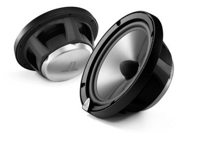 JL Audio Convertible Component/Coaxial Speaker System C3-650 (Pair)
