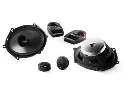 JL Audio Convertible Component/Coaxial Speaker System C3-570 (Pair)