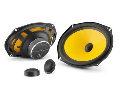 JL Audio Component Car Audio Speakers C1-690 (Pair)