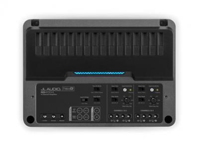 JL Audio 4 Ch. Class D Full-Range Amplifier, 400 W RD400/4