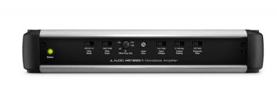 JL Audio Monoblock Class D Wide-Range Amplifier, 1200 W HD1200/1