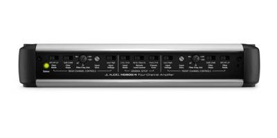 JL Audio 4 Ch. Class D Full-Range Amplifier, 600  WHD600/4
