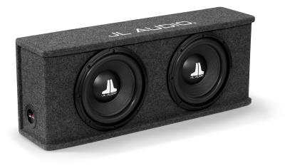 JL Audio Dual 10WXv2 BassWedge, Sealed, 2 Ω CS210-WXv2