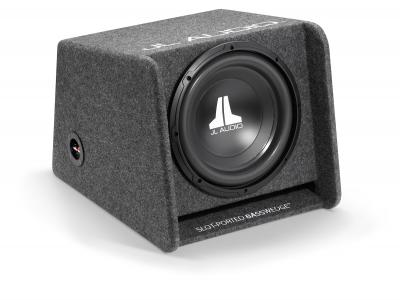 JL Audio Single 12W0v3 BassWedge, Ported, 4 Ω CP112-W0v3