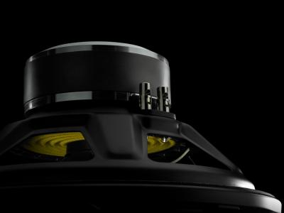 JL Audio 12-inch  Subwoofer Driver, 2 Ω 12W1v3-2