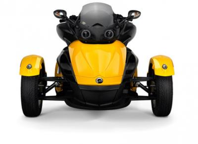 JL AUdio SlamPak™ for 2007-Up Can-Am Spyder RS Roadster SLPK-CAN-SPYDER1