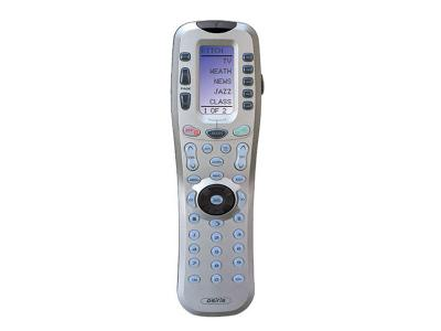 URC Preprogrammed and Learning Remote Control MX-350