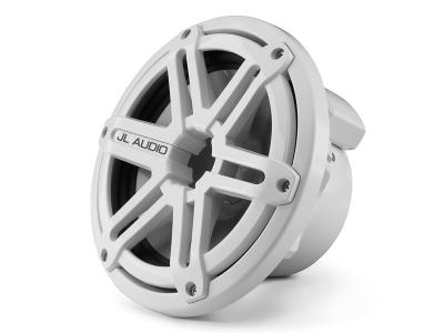 JL Audio 7.7-inch Tower Component Woofer, White Sport Grille M770-TCW-SG-WH (Each)