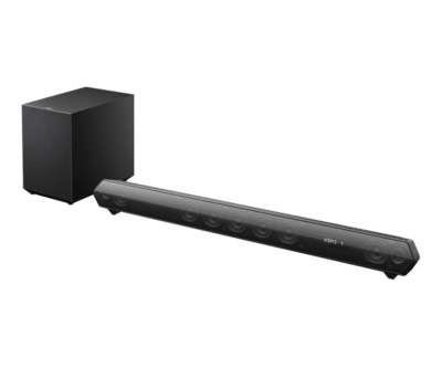 Sony HD Sound Bar with Wireless Subwoofer - HTST5