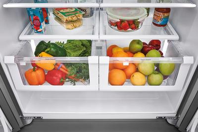 Frigidaire 27.6 Cu. Ft. French Door Refrigerator - FFHN2750TS