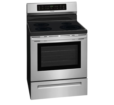 30'' Frigidaire Freestanding Induction Range - CFIF3054TS