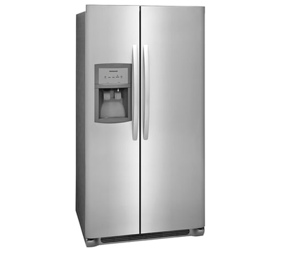 Frigidaire 25.6 Cu. Ft. Side-by-Side Refrigerator - FFSS2625TS