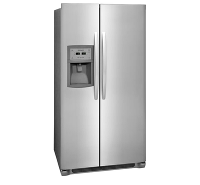 Frigidaire 22.2 Cu. Ft. Counter-Depth Side-by-Side Refrigerator - FFSC2323TS