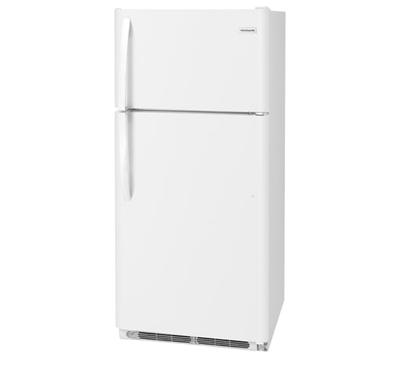 Frigidaire 18 Cu. Ft. Top Freezer Refrigerator - FFHT1821TW