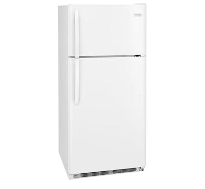 Frigidaire 18 Cu. Ft. Top Freezer Refrigerator - FFHT1814TW