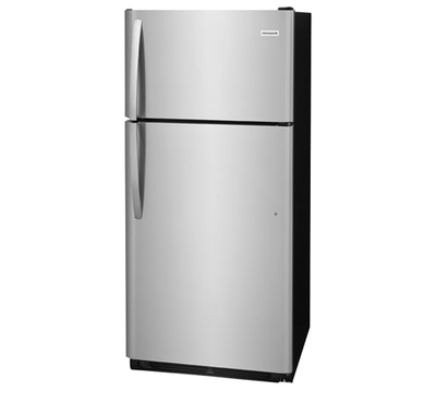 Frigidaire 18 Cu. Ft. Top Freezer Refrigerator - FFHT1821TS