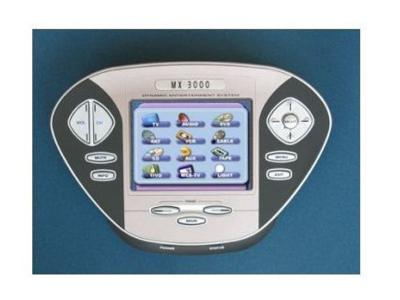 URC Preprogrammed and Learning Remote Control MX-3000 (S)