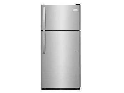 Frigidaire 18 Cu. Ft. Top Freezer Refrigerator - FFTR1832TS