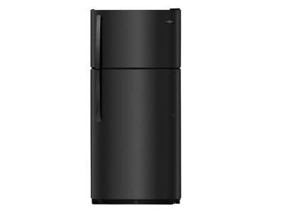 Frigidaire 18 Cu. Ft. Top Freezer Refrigerator - FFHT1821TB