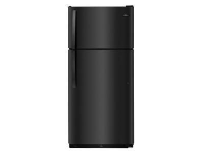Frigidaire 20.4 Cu. Ft. Top Freezer Refrigerator - FFTR2021TB