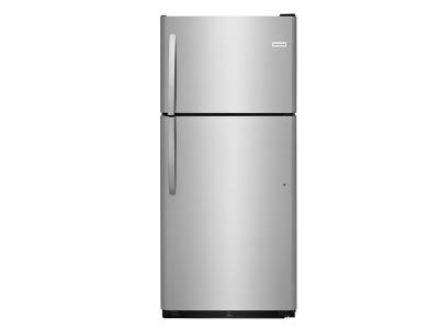 Frigidaire 20.4 Cu. Ft. Top Freezer Refrigerator - FFTR2021TS