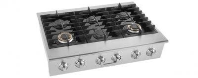 36'' Electrolux ICON Gas Slide-In Cooktop - E36GC76PRS