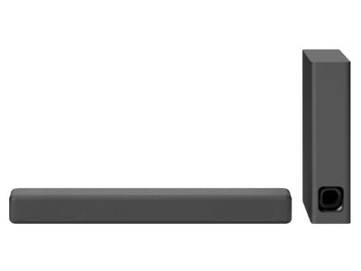 SONY 2.1CH COMPACT SOUNDBAR WITH BLUETOOTH TECHNOLOGY - HTMT300/B