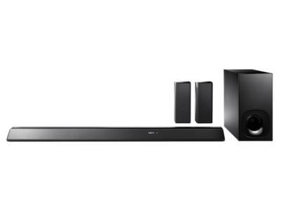 SONY 5.1CH HOME CINEMA SYSTEM WITH WI-FI/BLUETOOTH - HTRT5