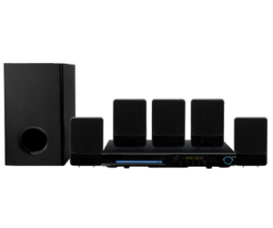 Surround Sound Home Theatre Receivers